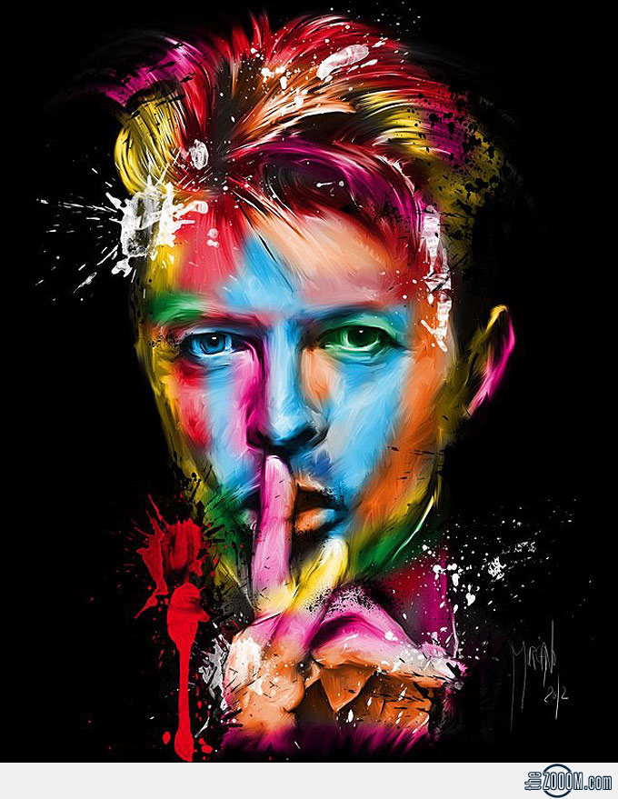David Bowie and the Six Degrees of Separation | Inspiratus ...